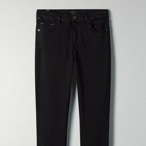 Auth Aritzia Citizens of Humanity Rocket Crop 27